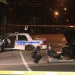 Police Cars Collide:  Officer In Serious Condition